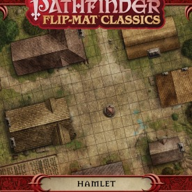 Pathfinder Flip-Mat Classics - Hamlet
