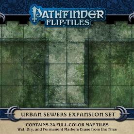 Pathfinder Flip-Tiles - Urban Sewers Expansion