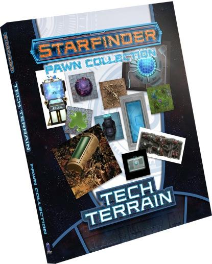 Starfinder Pawns - Tech terrain