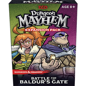 D&D Dungeon Mayhem Expansion