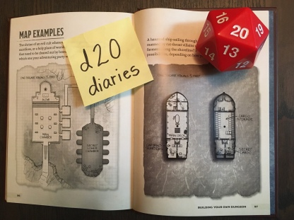 Dungeons and Tombs Maps