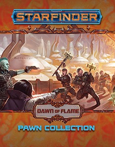 Dawn of Flame Pawn Collection