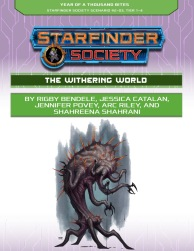 SFS #2-03: The Withering World