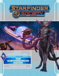 SFS #3-02: The Subterranean Safari